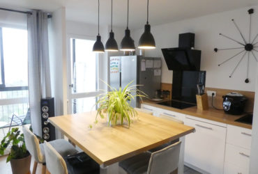 EXCLUSIVITE BREST QUIZAC APPARTEMENT T4 77.64M² ASCENSEUR BALCON PLACE DE PARKING ENTIÈREMENT RÉNOVE