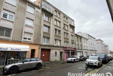 A VENDRE BREST SAINT-LOUIS APPARTEMENT T2 61M²